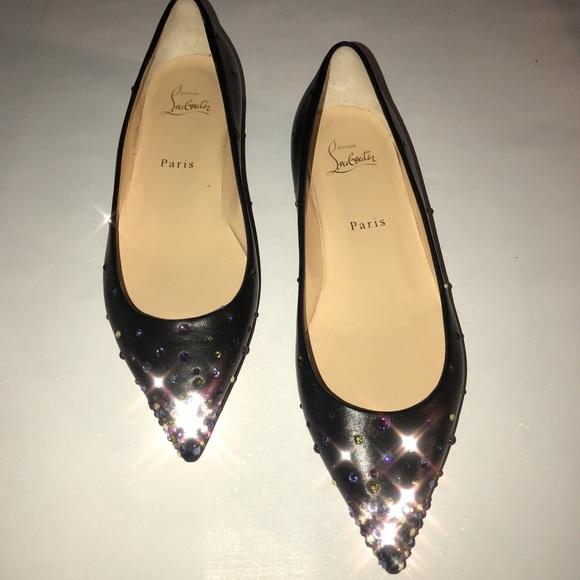 7c6cb253f4b Christian Louboutin Shoes - Degrastrass Flat